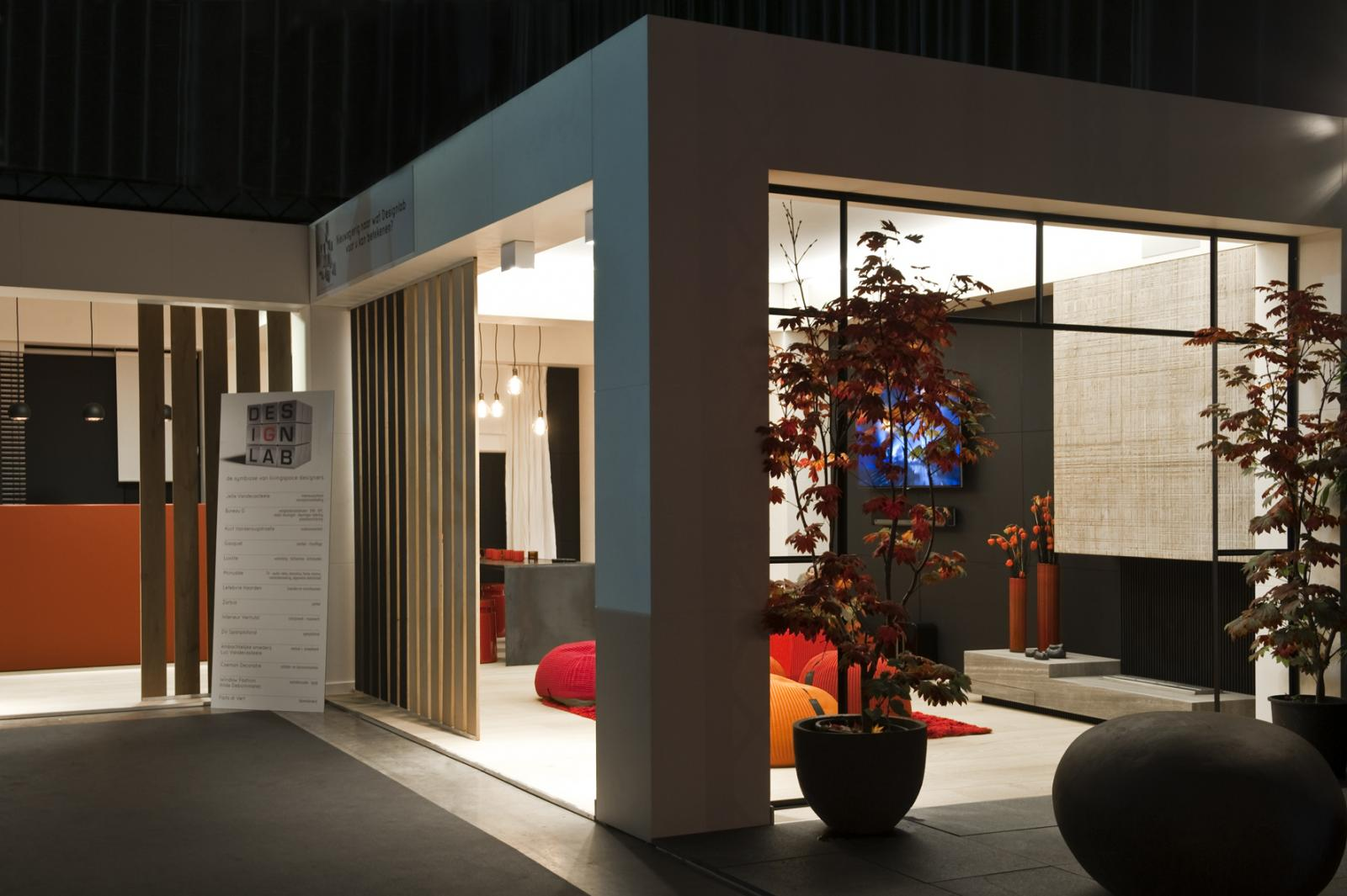 Design Lab - verbouwbeurs Waregem