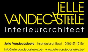 Jelle Vandecasteele Interieurarchitect
